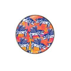Little Flying Pigs Hat Clip Ball Marker