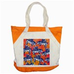 Little Flying Pigs Accent Tote Bag Front