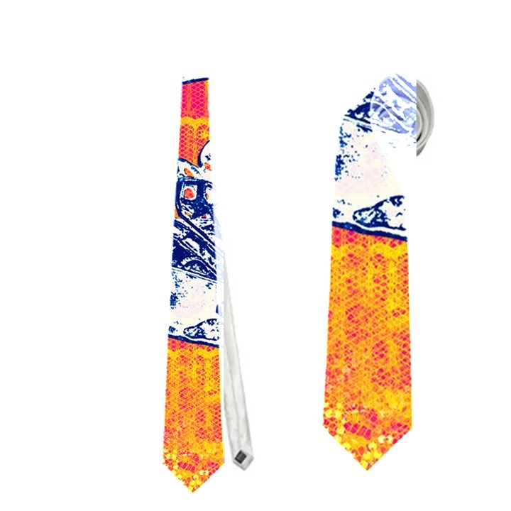 Little Flying Pigs Neckties (Two Side)