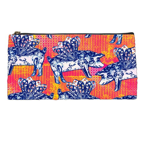 Little Flying Pigs Pencil Cases