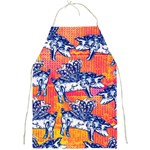 Little Flying Pigs Full Print Aprons Front