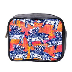 Little Flying Pigs Mini Toiletries Bag 2-Side