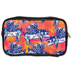 Little Flying Pigs Toiletries Bags 2-Side