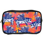 Little Flying Pigs Toiletries Bags 2-Side Back