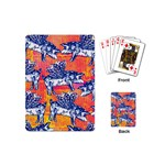Little Flying Pigs Playing Cards (Mini)  Back