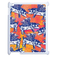 Little Flying Pigs Apple Ipad 2 Case (white)