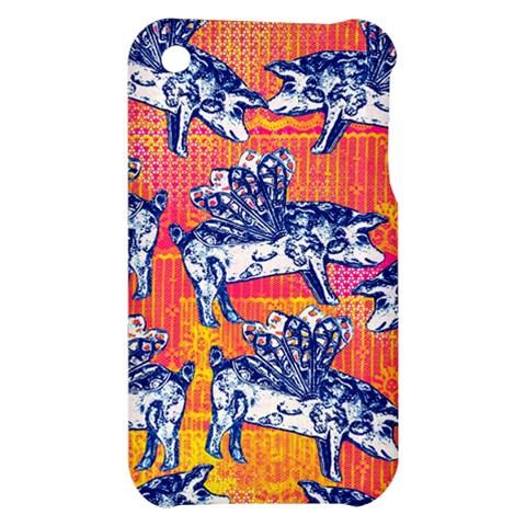 Little Flying Pigs Apple iPhone 3G/3GS Hardshell Case