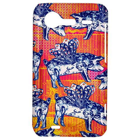 Little Flying Pigs HTC Incredible S Hardshell Case