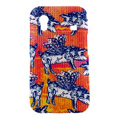Little Flying Pigs Samsung Galaxy Ace S5830 Hardshell Case