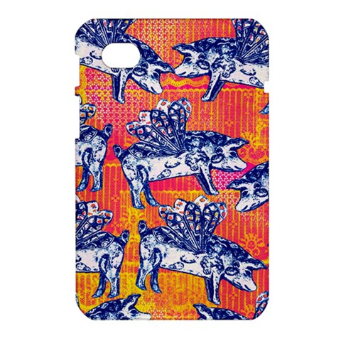 Little Flying Pigs Samsung Galaxy Tab 7  P1000 Hardshell Case