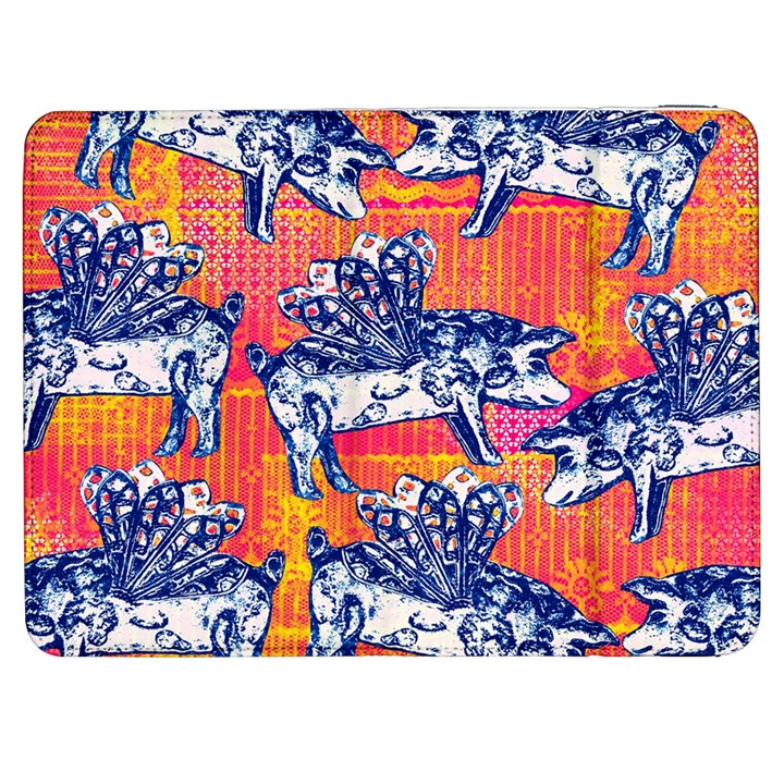 Little Flying Pigs Samsung Galaxy Tab 7  P1000 Flip Case