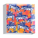 Little Flying Pigs 5  x 5  Acrylic Photo Blocks Front