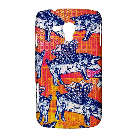 Little Flying Pigs Samsung Galaxy Duos I8262 Hardshell Case