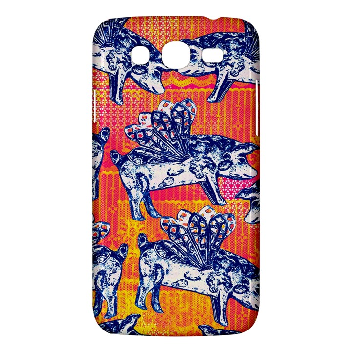 Little Flying Pigs Samsung Galaxy Mega 5.8 I9152 Hardshell Case