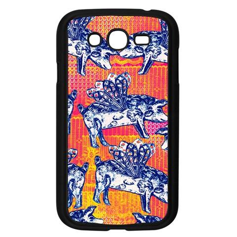 Little Flying Pigs Samsung Galaxy Grand DUOS I9082 Case (Black)