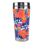 Little Flying Pigs Stainless Steel Travel Tumblers Right