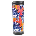 Little Flying Pigs Travel Tumbler Left