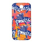 Little Flying Pigs Samsung Galaxy S4 I9500/I9505  Hardshell Back Case Front