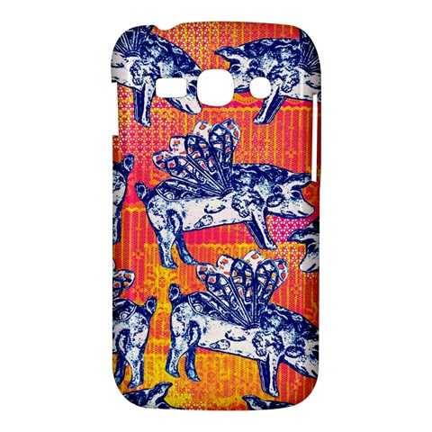 Little Flying Pigs Samsung Galaxy Ace 3 S7272 Hardshell Case