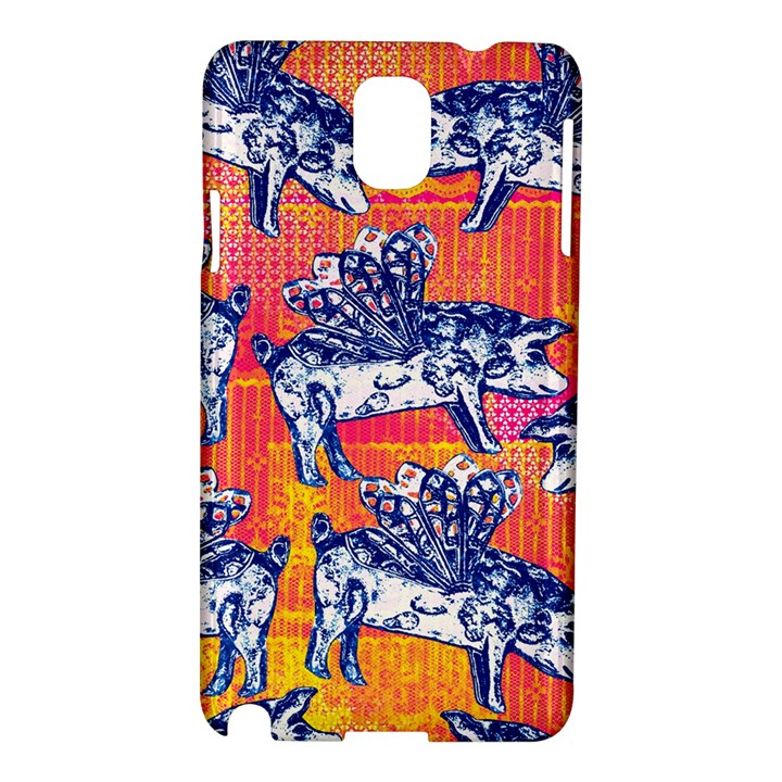 Little Flying Pigs Samsung Galaxy Note 3 N9005 Hardshell Case