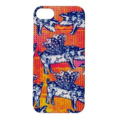 Little Flying Pigs Apple iPhone 5S/ SE Hardshell Case