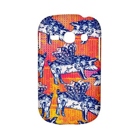 Little Flying Pigs Samsung Galaxy S6810 Hardshell Case