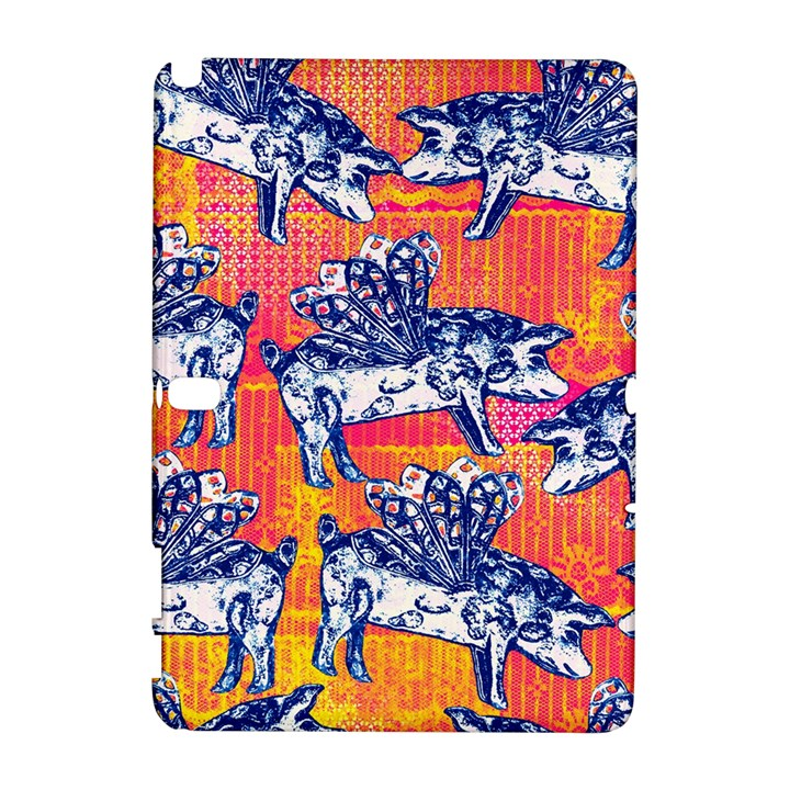 Little Flying Pigs Samsung Galaxy Note 10.1 (P600) Hardshell Case