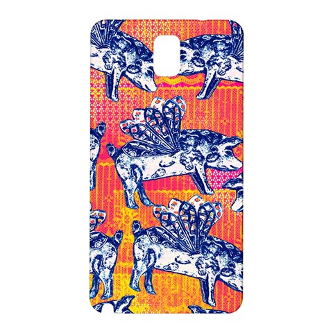 Little Flying Pigs Samsung Galaxy Note 3 N9005 Hardshell Back Case