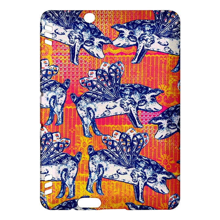Little Flying Pigs Kindle Fire HDX Hardshell Case