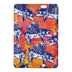 Little Flying Pigs Kindle Fire Hdx 8 9  Hardshell Case