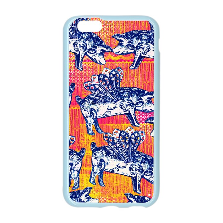 Little Flying Pigs Apple Seamless iPhone 6/6S Case (Color)
