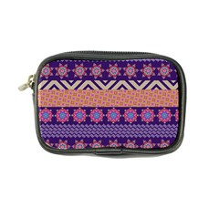 Colorful Winter Pattern Coin Purse