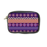 Colorful Winter Pattern Coin Purse Front