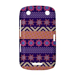 Colorful Winter Pattern BlackBerry Curve 9380