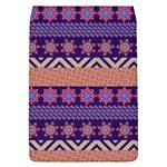 Colorful Winter Pattern Flap Covers (L)  Front