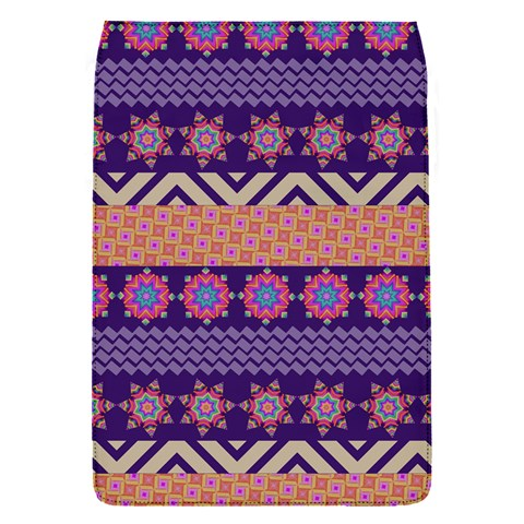 Colorful Winter Pattern Flap Covers (S)