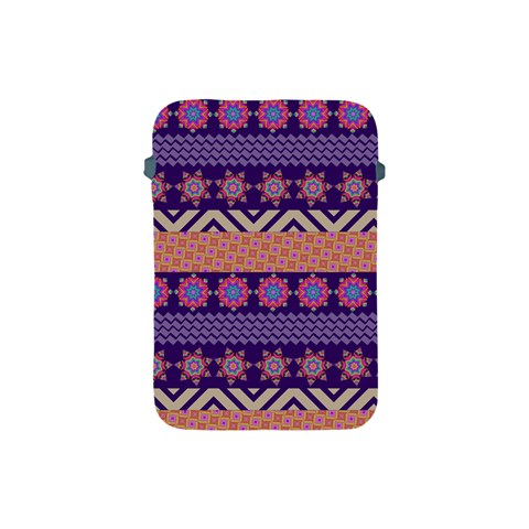 Colorful Winter Pattern Apple iPad Mini Protective Soft Cases