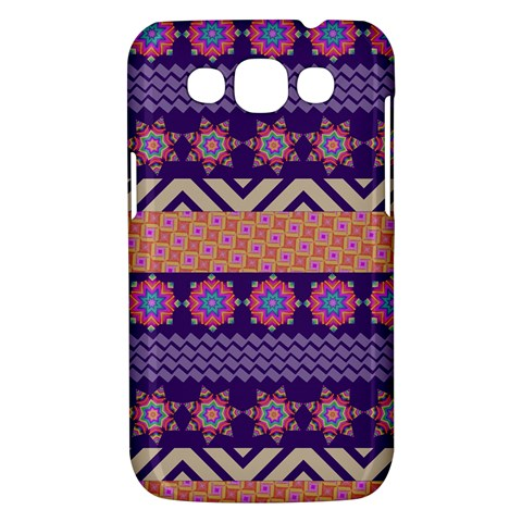 Colorful Winter Pattern Samsung Galaxy Win I8550 Hardshell Case