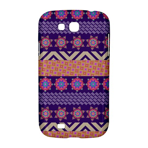 Colorful Winter Pattern Samsung Galaxy Grand GT-I9128 Hardshell Case