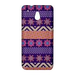 Colorful Winter Pattern HTC One Mini (601e) M4 Hardshell Case