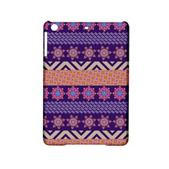 Colorful Winter Pattern iPad Mini 2 Hardshell Cases