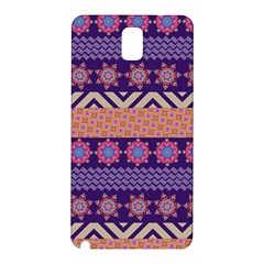 Colorful Winter Pattern Samsung Galaxy Note 3 N9005 Hardshell Back Case