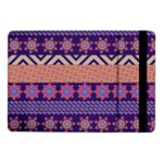 Colorful Winter Pattern Samsung Galaxy Tab Pro 10.1  Flip Case Front