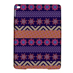Colorful Winter Pattern iPad Air 2 Hardshell Cases