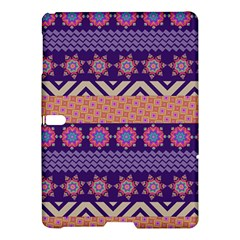 Colorful Winter Pattern Samsung Galaxy Tab S (10.5 ) Hardshell Case
