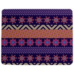 Colorful Winter Pattern Jigsaw Puzzle Photo Stand (Rectangular) Front