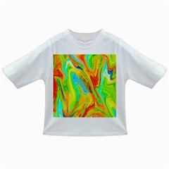 Happy Multicolor Painting Infant/toddler T Shirts