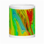 Happy Multicolor Painting Night Luminous Mugs Center