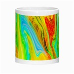Happy Multicolor Painting Morph Mugs Center