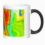 Happy Multicolor Painting Morph Mugs Right